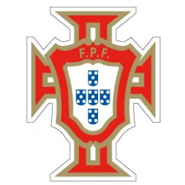 Stickers FPF ( croix du portugal )
