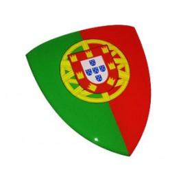 Blason en résine Portugal brasão português