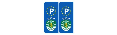 Stickers Football pour plaques